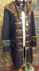 Inspiriert Durch Das Viktorianische Zeitalter Bezüglich Der Mode Und