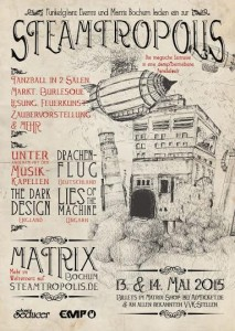 steamtrop Flyer