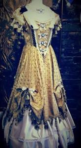 #viktorianischeskleid #steampunk Pink Pinscher Köln