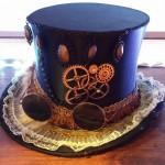 Chapeau Claque Steampunk