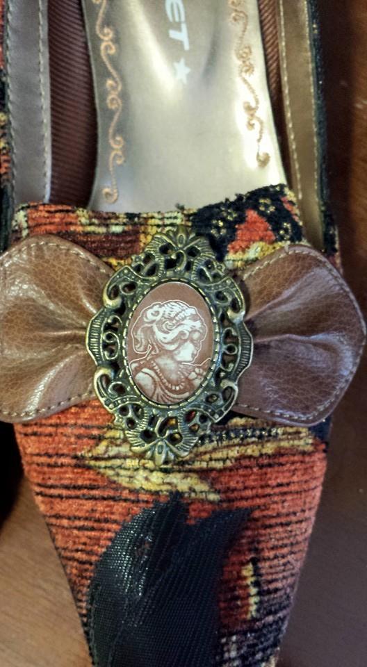 Viktorianische Damenschuhe