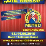 Karnevalsmesse 2015 Bonn