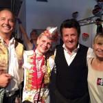 Der tolle Peter Grimberg und das Team Pink Pinscher
