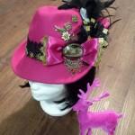 Edle Trachtenhüte aus dem Atelier Pink Pinscher