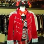 Piratenkostüm mit Dreispitz