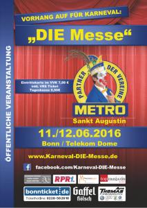 Karneval DIE Messe 2016