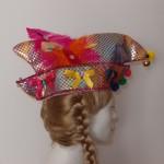 Handgenähte Kappen Pink Pinscher