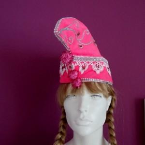 Karnevalskappe Pink