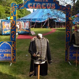 Zirkusfrack Herren