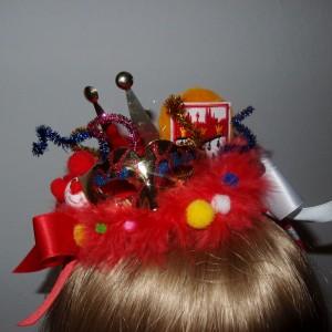 Fascinator Karneval