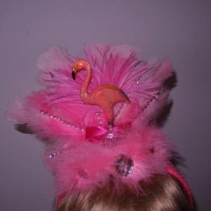 Haarreif Pink Flamingo Pink Pinscher Köln
